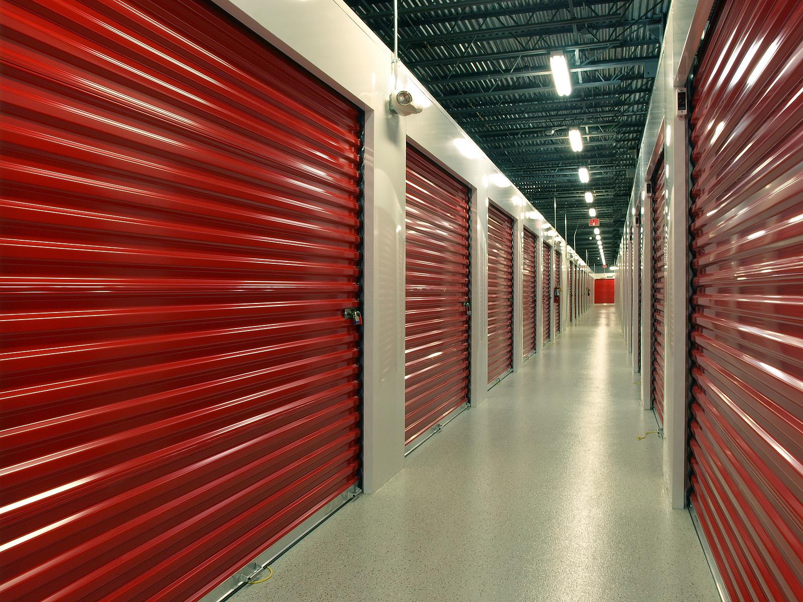 Newcastle self storage units